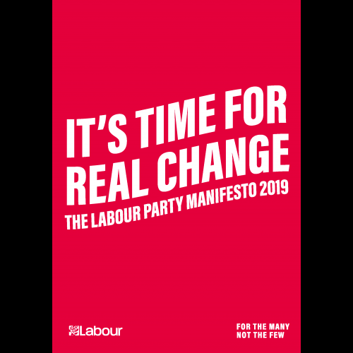 Labour: General election 2019 criminal justice manifesto commitments