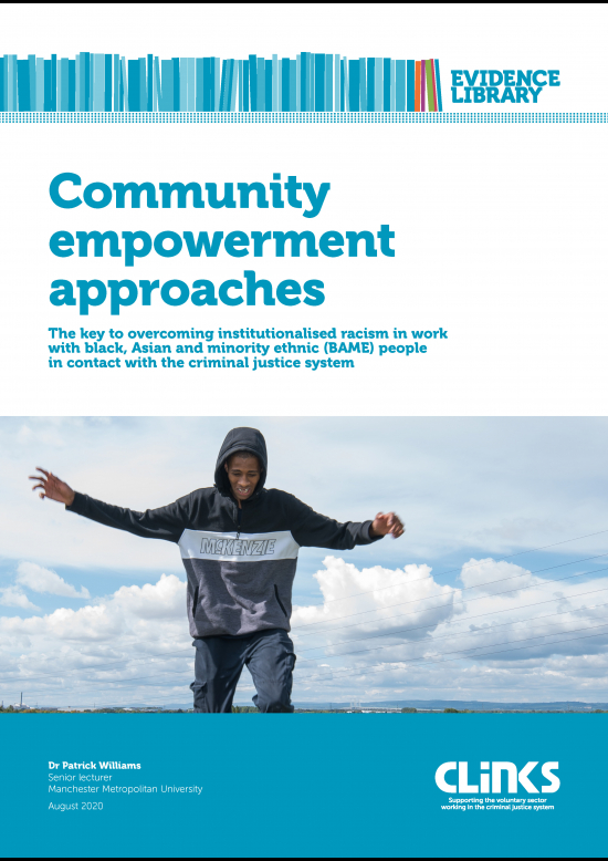 Community empowerment approaches - front cover